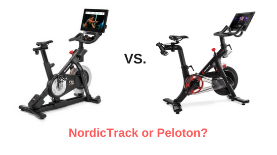 NordicTrack Commercial Studio Series vs Peloton Bike