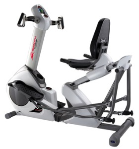 Smooth V2300 Elliptical Bike