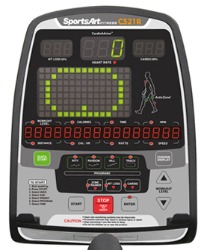 SportsArt Fitness C521r Console