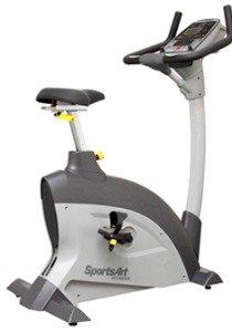SportsArt Fitness C532u Upright Cycle
