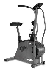 Vision E4000 Dual-Action Upright Bike