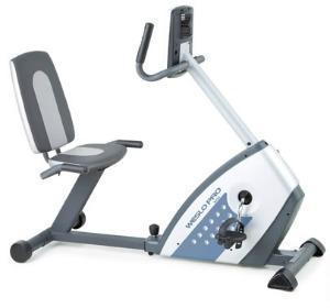 Weslo Pro 11.0x Recumbent Exercise Bike